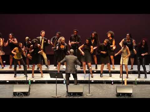 Stir Up The Gift - Joe Pace & The Colorado Mass Choir