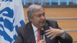 Antonio Guterres sur TV5MONDE : A l