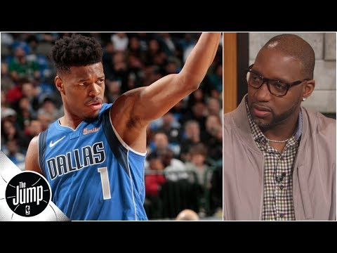 'Trust is broken' between Dennis Smith and the Mavericks – Tracy McGrady | The Jump