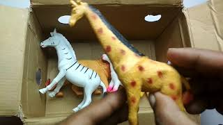 Learn Wild Zoo Animals Names For Kids Learn Colors Animals Names Education Video For children