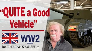 Tank Chats #88 | Valentine Archer | The Tank Museum
