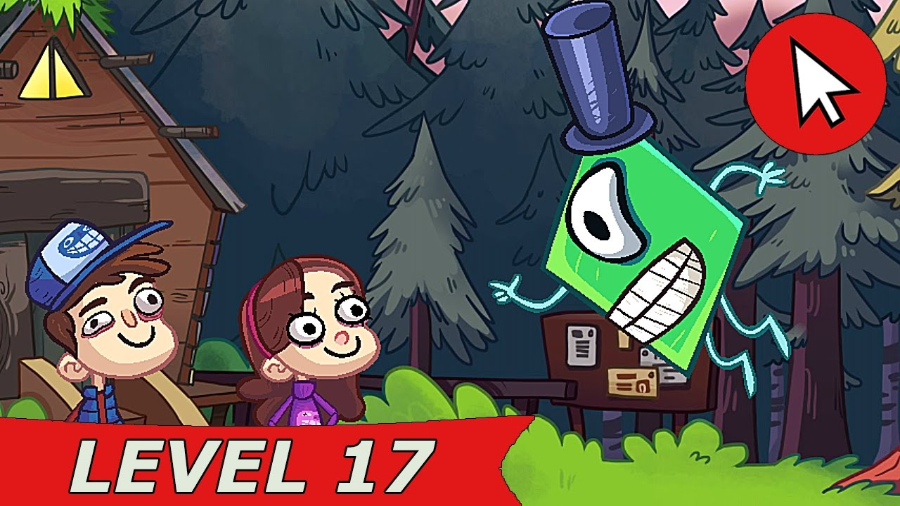 Troll Face Quest TV Shows Level 17 Walkthrough - YouTube