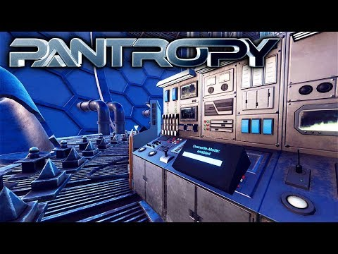 Pantropy - POWER PLANT TAKEOVER MISSION! - Let's Play Pantropy Gameplay Part 5 (Sci-fi MMOFPS RPG)