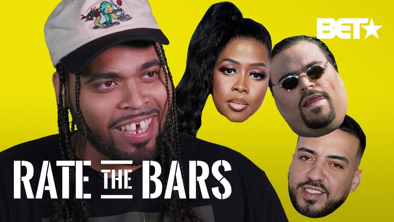 Chris Rivers Gets Really Technical W/ His Ratings On Remy Ma, French Montana & More! | Rate The Bars
