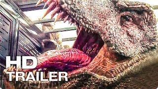 МИР ЮРСКОГО ПЕРИОДА 2 ✩ Трейлер #3 ТИЗЕР (Крис Пратт, Динозавры, Экшен, Sci-Fi, 2018)