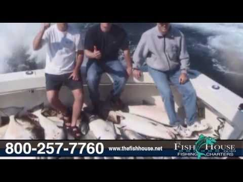 The Fish House | Halibut & Salmon Fishing Trips & Sightseeing Charters | Anchorage, AK