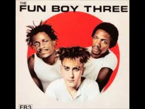 Fun Boy Three - best of luck mate