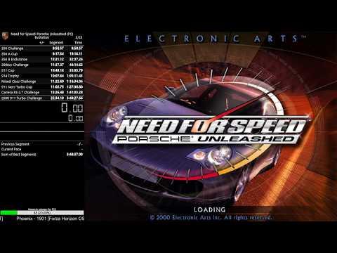 Speedrun Need For Speed: Porsche Unleashed Evolution (3:47:33)
