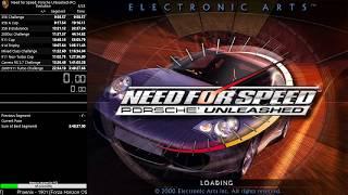 Speedrun Need for Speed: Porsche Unleashed Evolution (3:47:33) WR