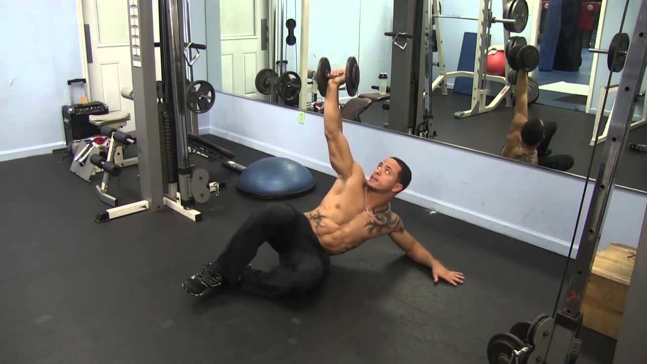 Upper Arm Workouts For Men