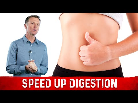 Speed Up Digestion