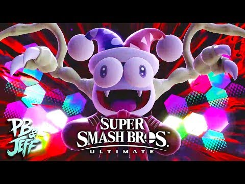 DISRESPECT MARX - Super Smash Bros. Ultimate Classic Co-Op