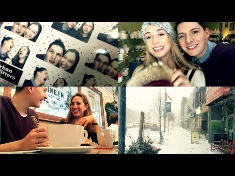 VLOGMAS DAY 15: The Absolute Best Snowy Thursday | Big K