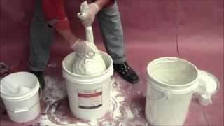 DRY MIX Veneziano - How to -  Vasari Plaster