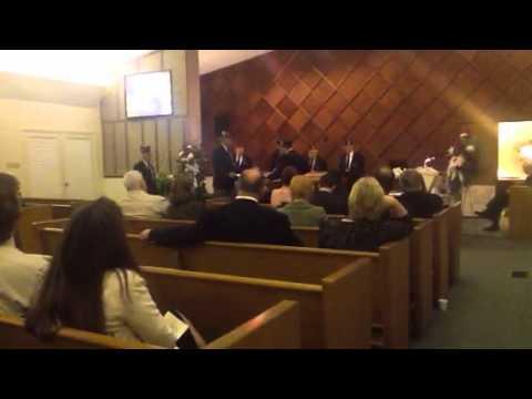 Ken Van Zandt Funeral Part 1
