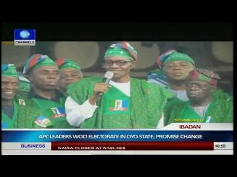 APC Presidential Rally Ibadan Part 12