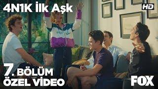 Çete, Ali'yi evinde de yalnız bırakmadı! 4N1K İlk Aşk 7. Bölüm