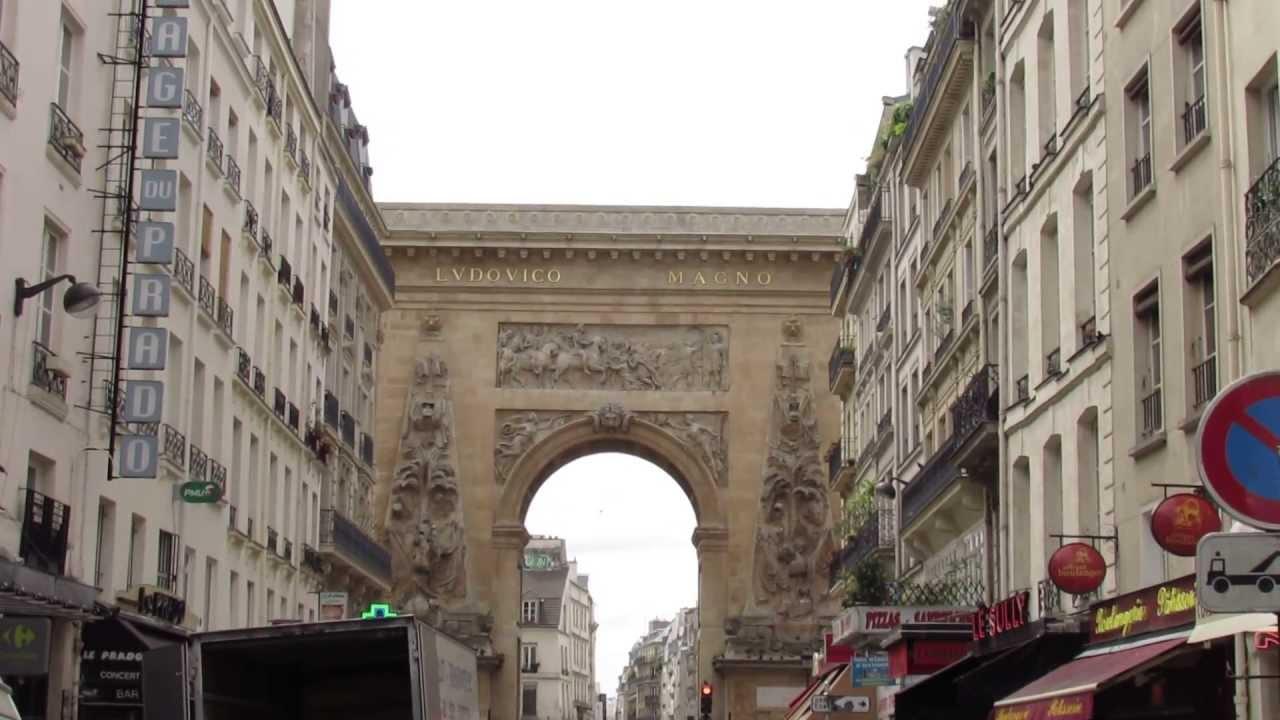 Rue Du Faubourg Saint Denis The Cafe