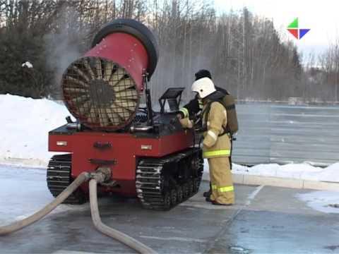 Что должен уметь современный пожарный?