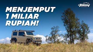 JIMNY CHALLENGE: Cerita Arief Muhammad