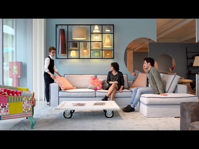 Il divano dei tuoi sogni, fino in casa tua!
