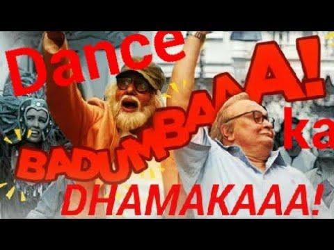Badumbaaa,,, zumba zumba song 102 not out movie Dance Dance Dance New Channel