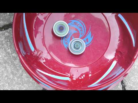 BEYBLADE (TOUPIE) BATTLE OF THE STADIUMS