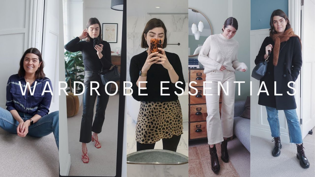 My *TRUE* Capsule Wardrobe Essentials: Things I've Owned For 4 Years+ | The Anna Edit