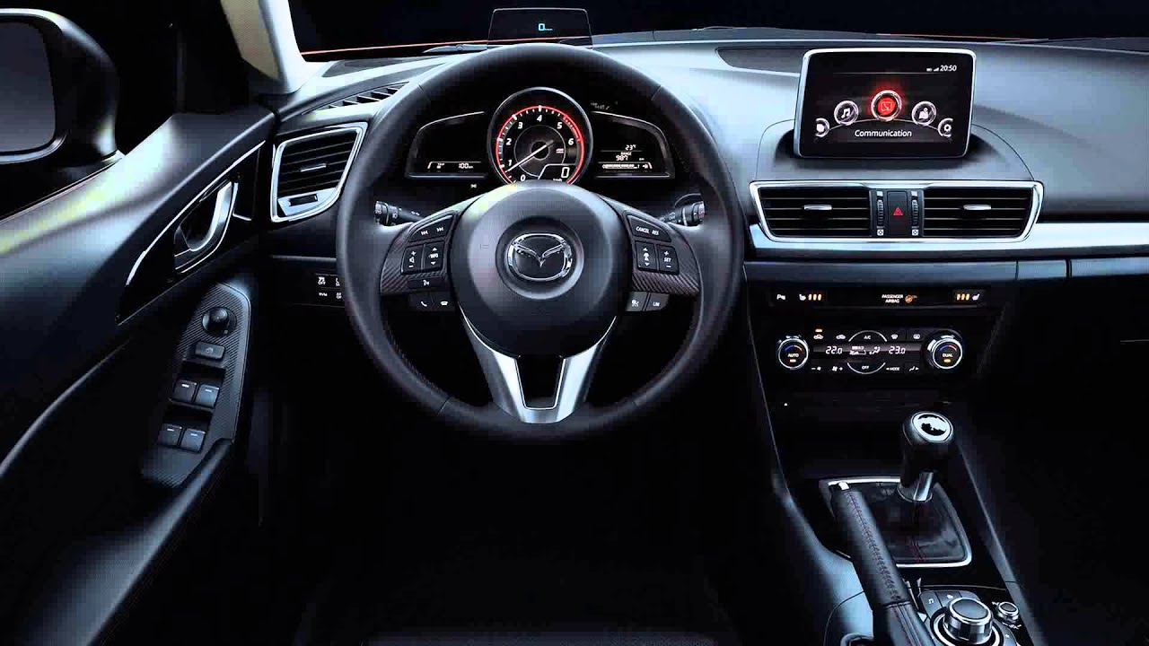 2013 Mazda 3 Hatchback Accessories Image