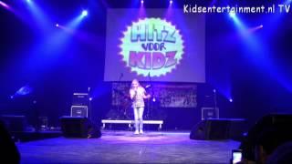 Manouk Pheifer - Mama is morgen van mij (1ste versie) @ Hitz voor Kidz 22 april 2012