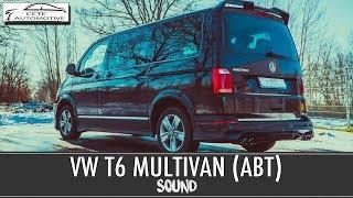VW T6 MULTIVAN SOUND (SOUNDSYSTEM) & ABT Body Kit  | Active Sound - Soundgenerator - Cete Automotive