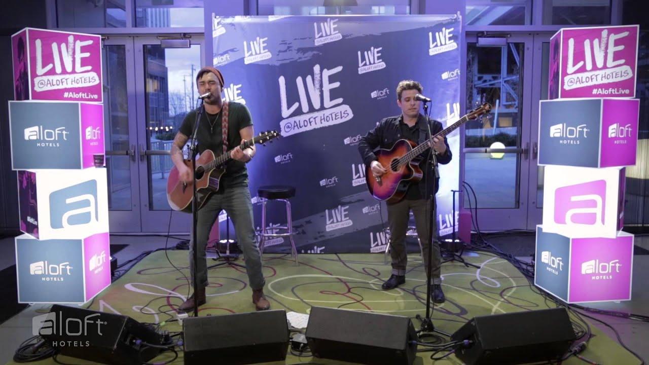 Burghardt Live At Aloft Hotels 2017 Tour