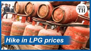A steep rise in LPG prices