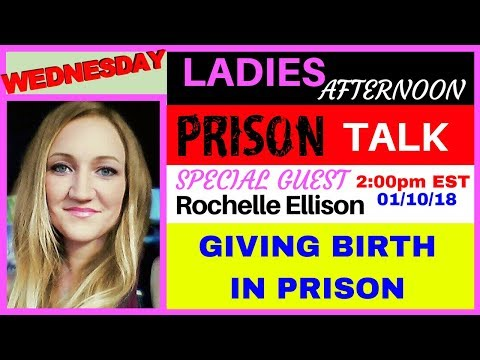 HAVING A BABY IN PRISON! HER STORY OF LIFE  DRUGS & PRISON