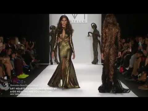 ART HEARTS FASHION PRESENTED BY THE AIDS FOUNDATION: MERCEDES-BENZ FASHION WEEK S/S15 COLLECTIONS