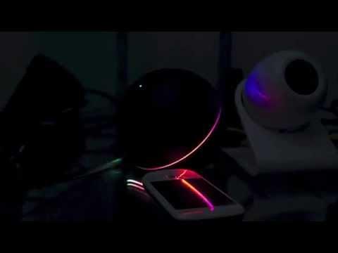 Nexus Q LED Hacked