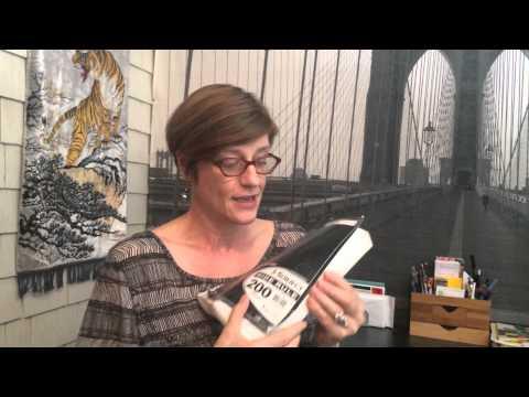 Erika Schickel, professional writer Lesson 1-- the writer's journal