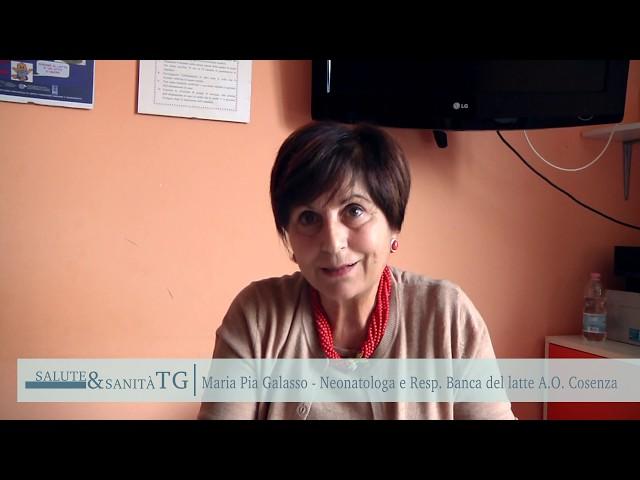 TG Salute&Sanità  | GALATEA E BANCA DEL LATTE