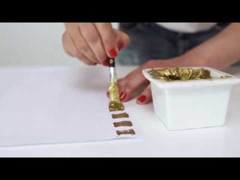 DIY Gift Wrapping with Poetry and Jacqui McArthur