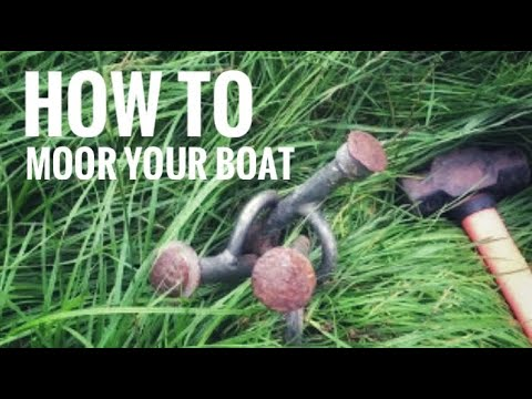 How to moor your boat (on the river) | Flow with Mylo