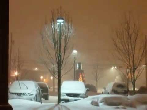 Bethlehem, Pennsylvania - USA 26-01-2011 ore 21:20
