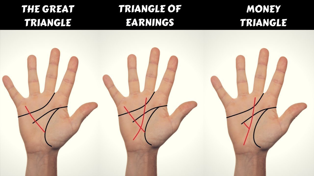Line of Fame/Luck/Wealth-Sun Line(Apollo line) In Palmistry