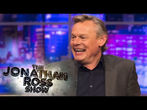 Martin Clunes Revisits Doc Martin  The Jonathan Ross