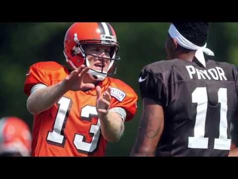 Josh McCown on taking over Browns starting job after RG3 injury