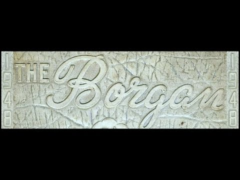 1948 Borger High School yearbook: The Borgan