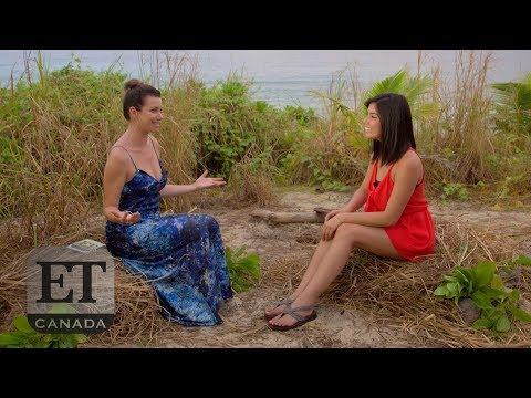 'Ghost Island' Castaways Choose Celebrity To Be Stranded With | SURVIVOR