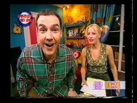 """The Big Breakfast - 1998 - """"Great in '98"""" - Denise Van Outen Leaves again"""