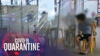 Ilang barangay malapit sa NAIA sa Pasay nagsagawa ng mass testing   TV Patrol