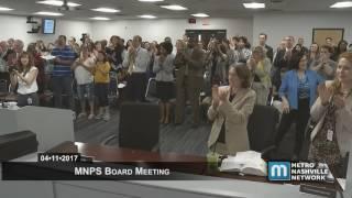 04/11/17 MNPS Board Meeting