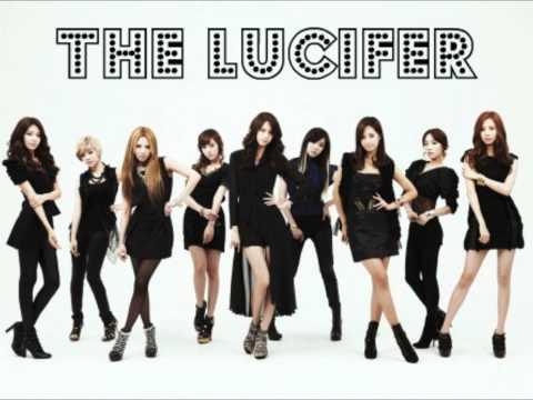 The Lucifer (SNSD Feat SHINee) [MASHUP] The Boys + Lucifer
